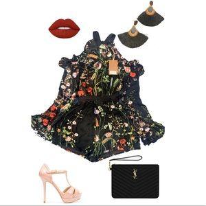 """""""Midnight Garden Collection""""- featuring YSL & Zara"""